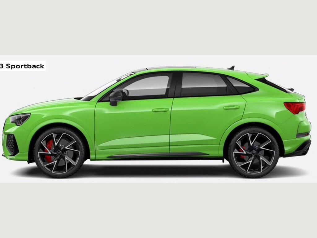 Audi RS Q3 SUV 2.5 TFSI Vorsprung Sportback S Tronic quattro (s/s) 5dr