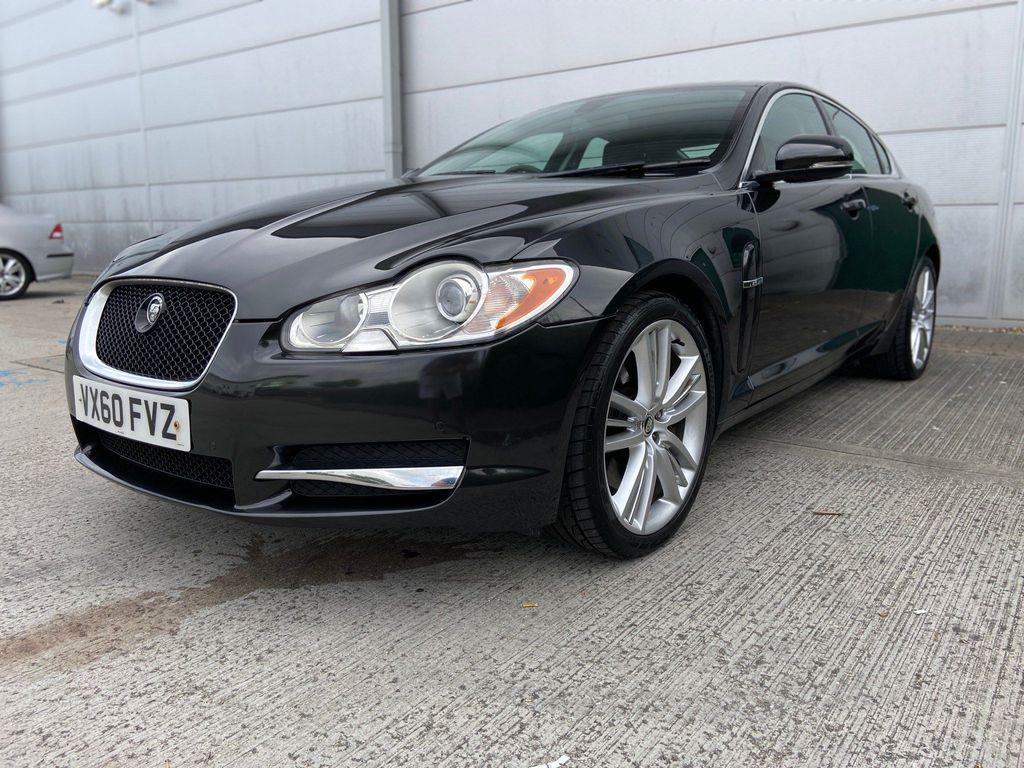 Jaguar XF Saloon 5.0 V8 S Premium Luxury 4dr