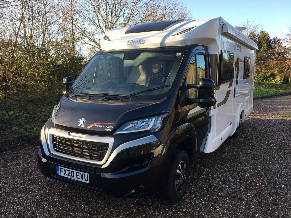 Elddis Evolution Coach Built