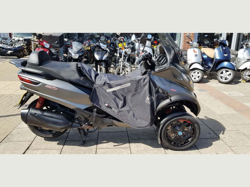 PIAGGIO MP3 Three Wheeler MP3 LT Touring