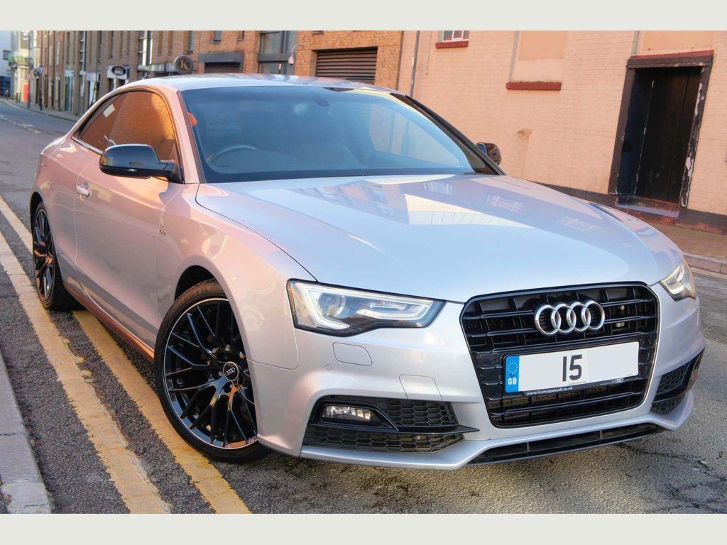 Audi A5 Coupe 2.0 TDI Black Edition Plus Multitronic 2dr