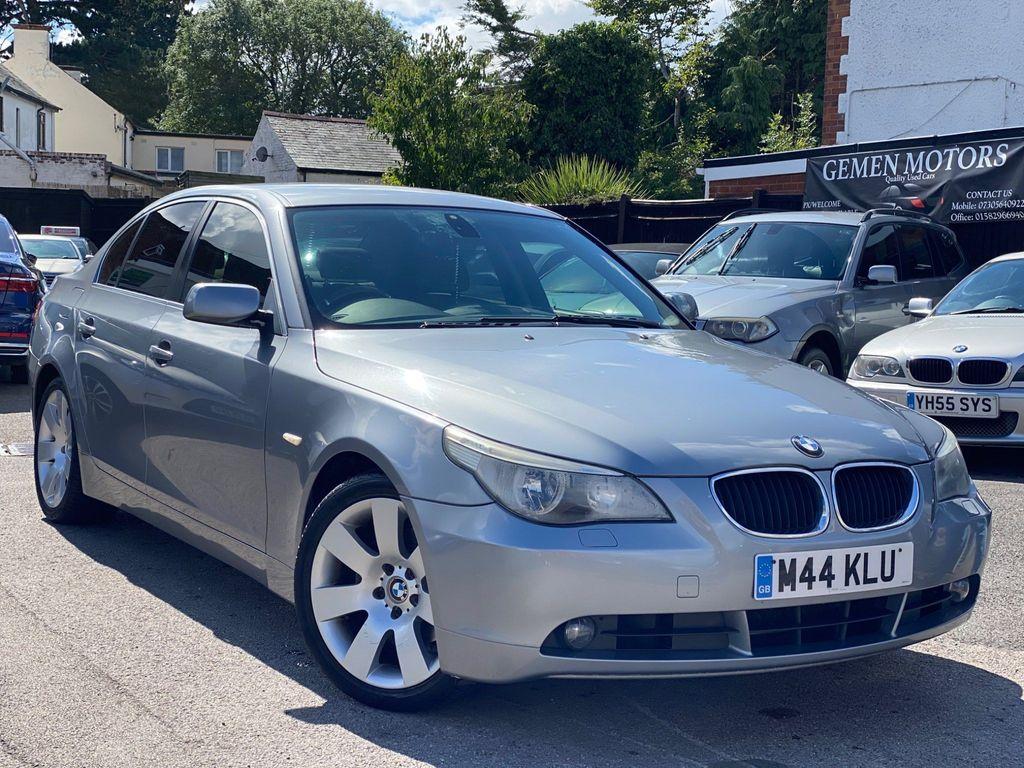 BMW 5 Series Saloon 2.5 525i SE 4dr