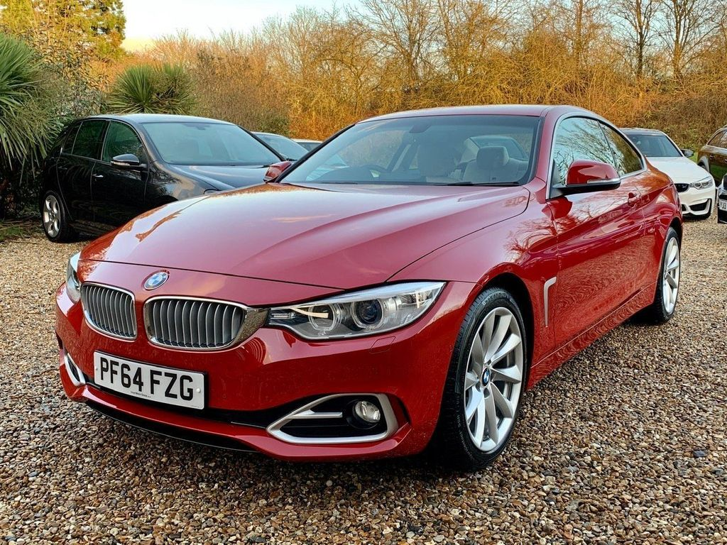 BMW 4 Series Coupe 2.0 420d Modern 2dr