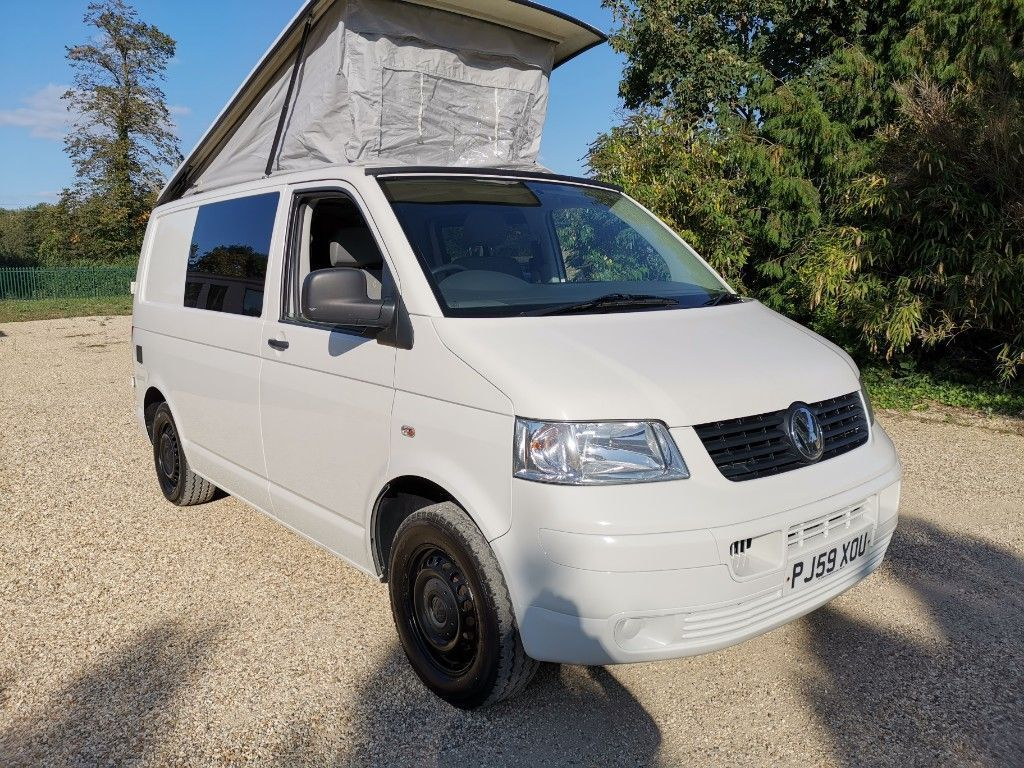 Volkswagen Transporter Van Conversion 1.9 TDI PD T30 Panel Van 4dr Diesel Manual (SWB) (214 g/km, 100 bhp)