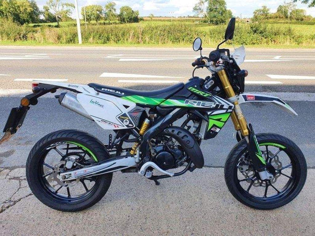 Rieju MRT Super Moto 50 SM