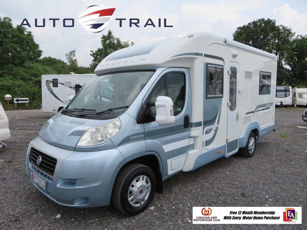 Auto-Trail Excel 670B Coach Built