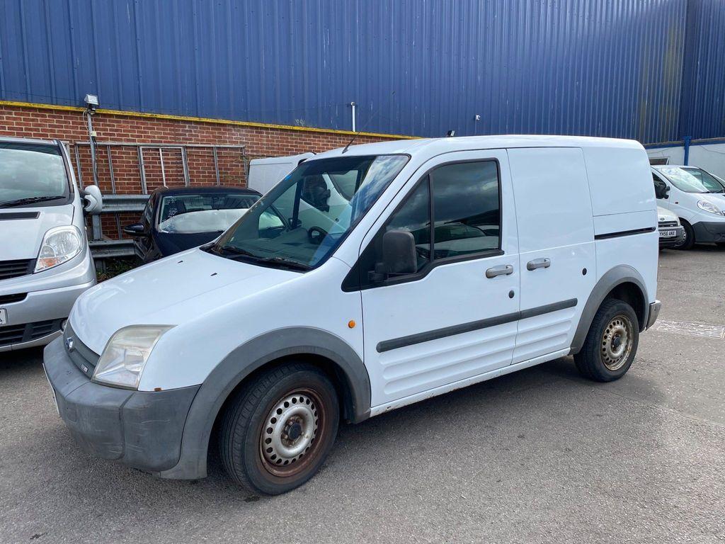 Ford Transit Connect Panel Van 1.8 TDCi T200 Panel Van L 4dr (EU4)