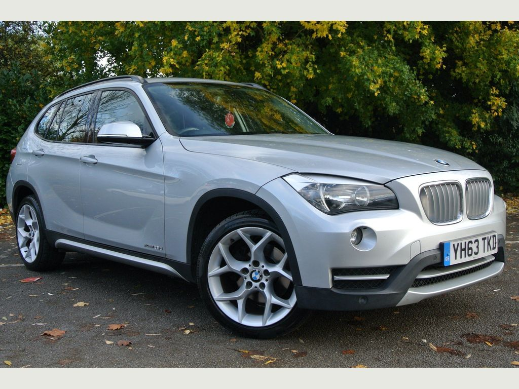 BMW X1 SUV 2.0 25d xLine Auto xDrive 5dr