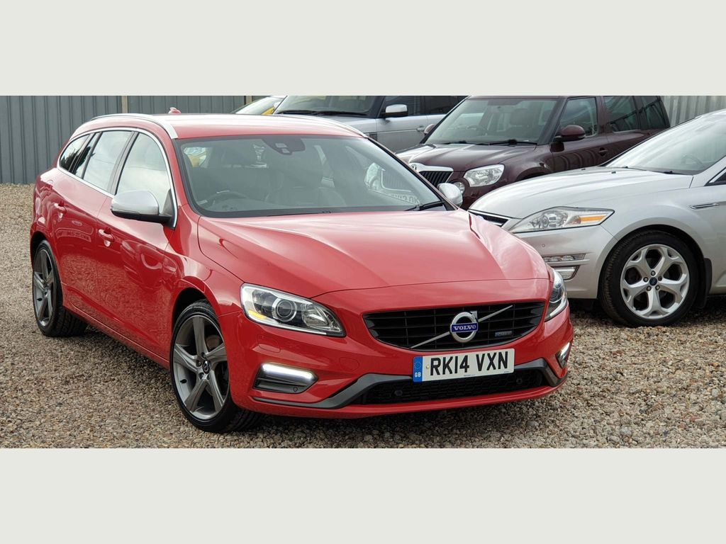 Volvo V60 Estate 2.0 D4 R-Design Lux (s/s) 5dr