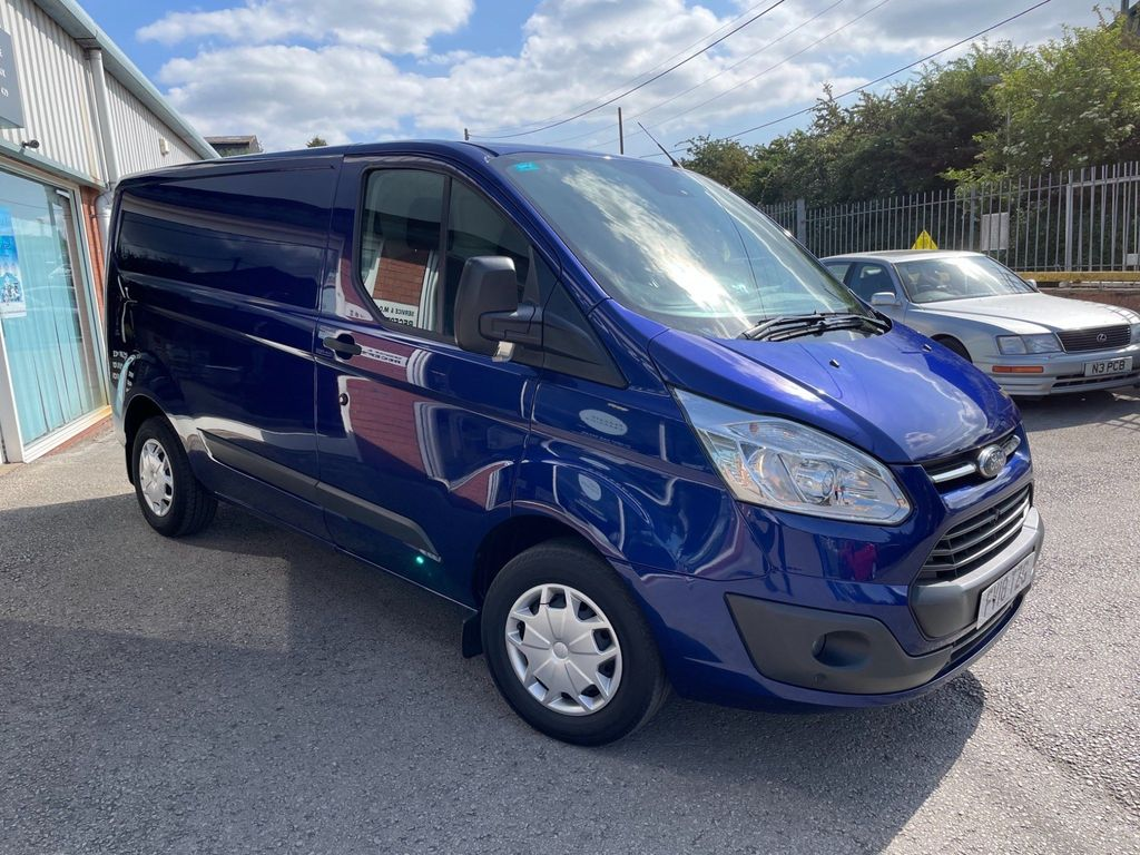 Ford Transit Custom Panel Van 2.0 TDCi 290 Trend L1 H1 5dr