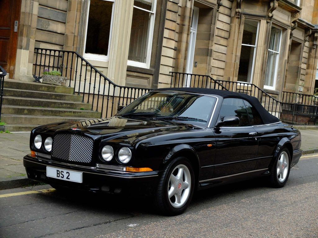 Bentley Azure Convertible 6.8 2dr