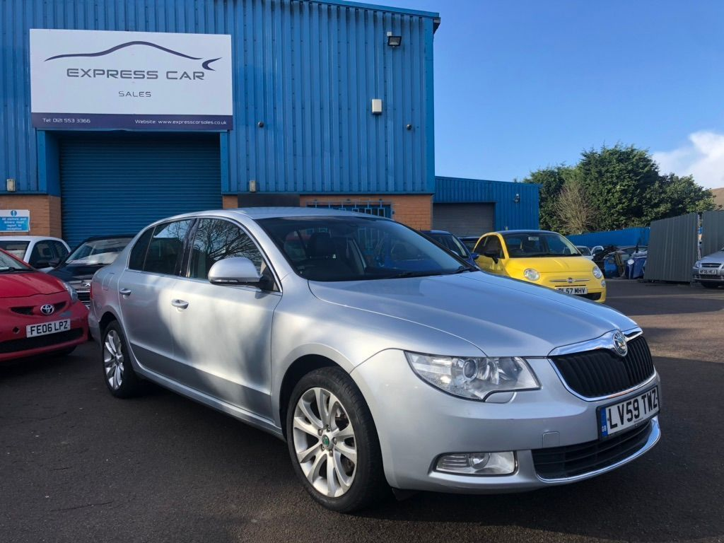 SKODA Superb Hatchback 2.0 TDI PD SE DSG 5dr