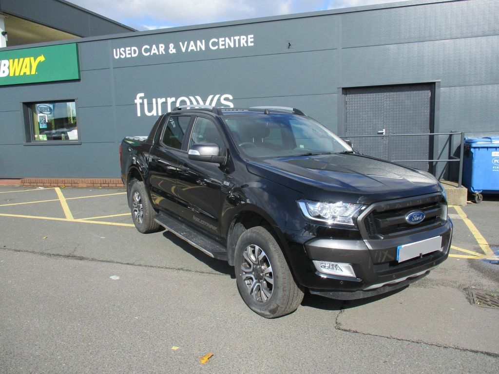 FORD RANGER Pickup WILDTRAK 3.2 200 PS **NO VAT**