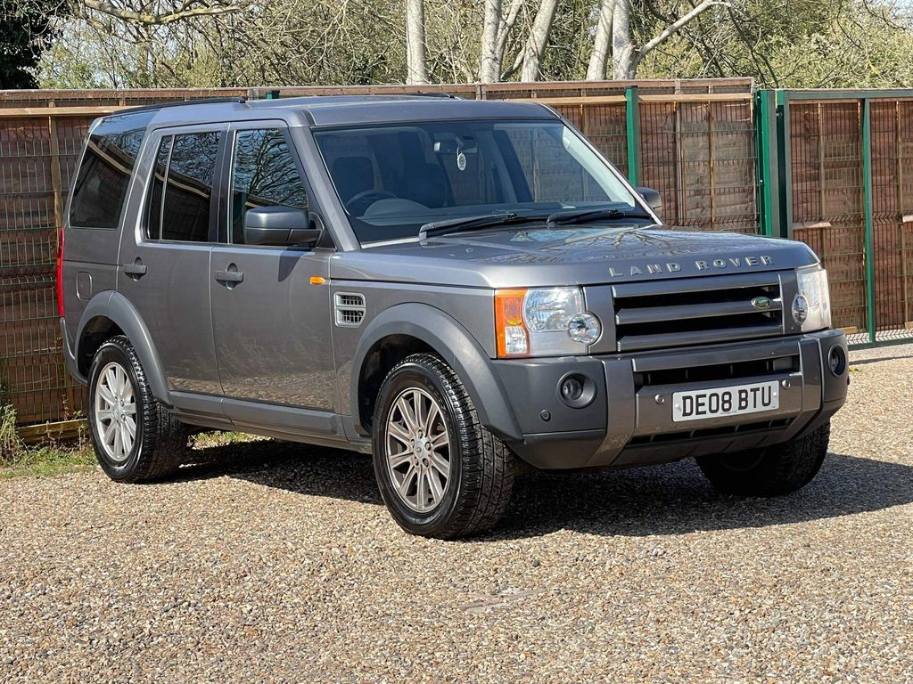 Land Rover Discovery 3 SUV 2.7 TD V6 SE 5dr