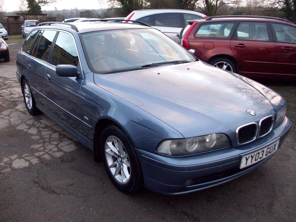 BMW 5 Series Estate 2.2 520i SE Touring 5dr