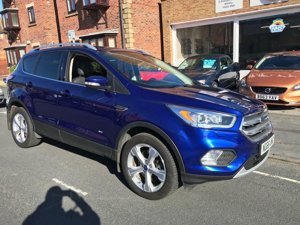 Ford Kuga SUV 2.0 TDCi Titanium X AWD (s/s) 5dr