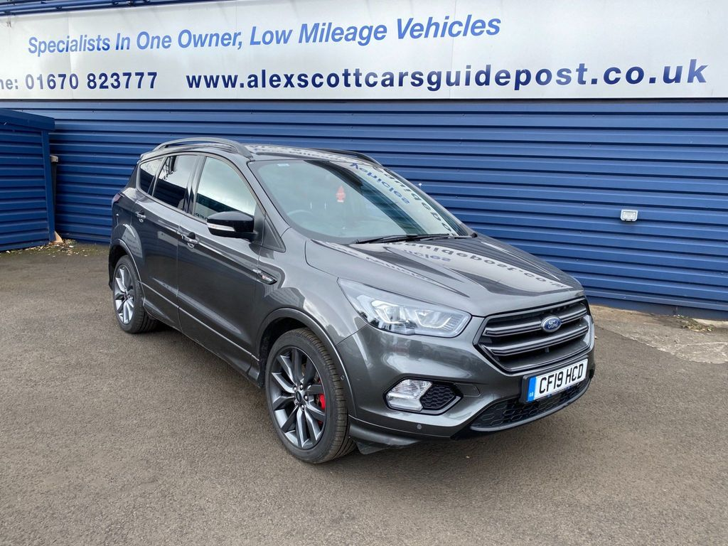 Ford Kuga SUV 2.0 TDCi EcoBlue ST-Line Edition AWD (s/s) 5dr