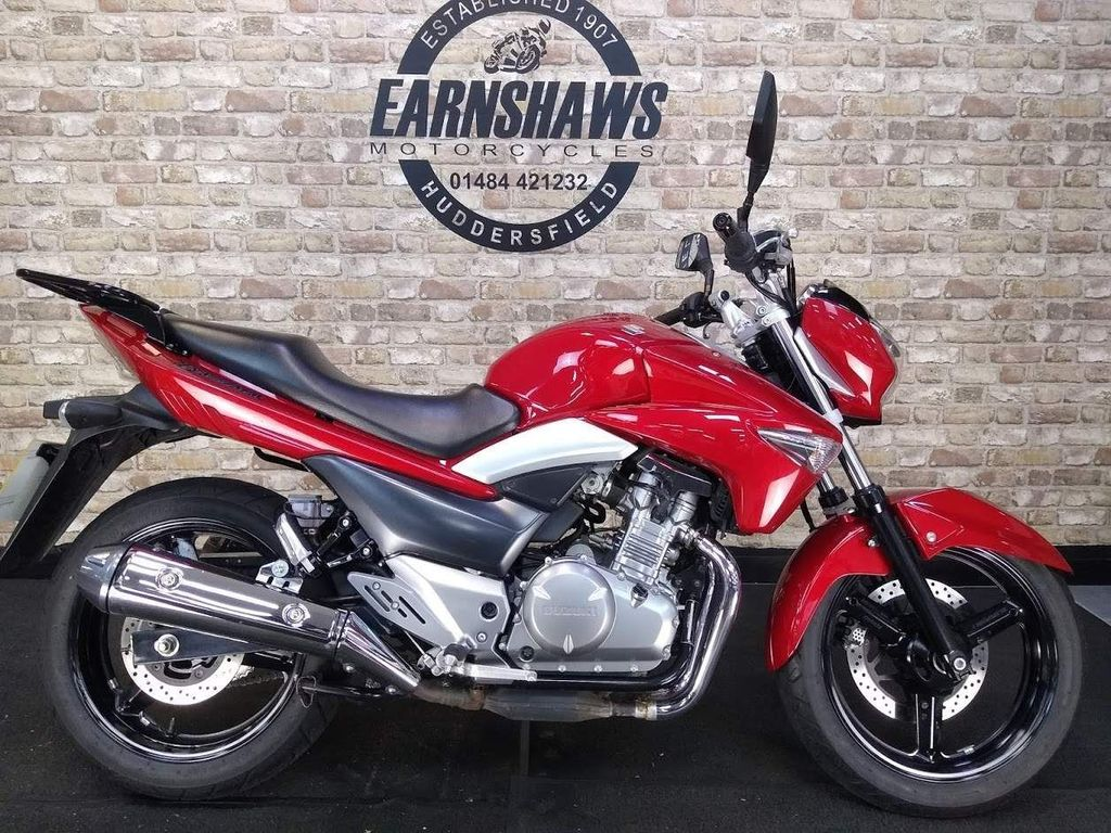Suzuki Inazuma Naked 250