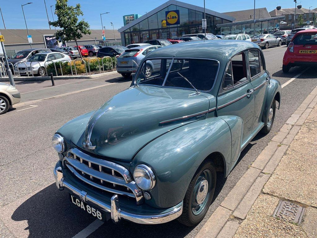 Morris Oxford Unlisted