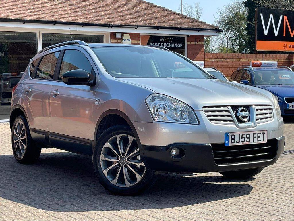 Nissan Qashqai Hatchback 1.5 dCi n-tec 2WD 5dr