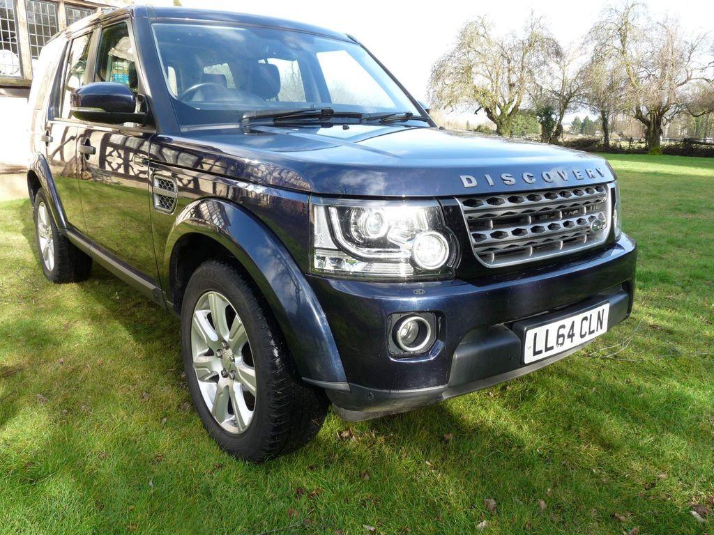 Land Rover Discovery 4 SUV 3.0 SD V6 SE Tech (s/s) 5dr