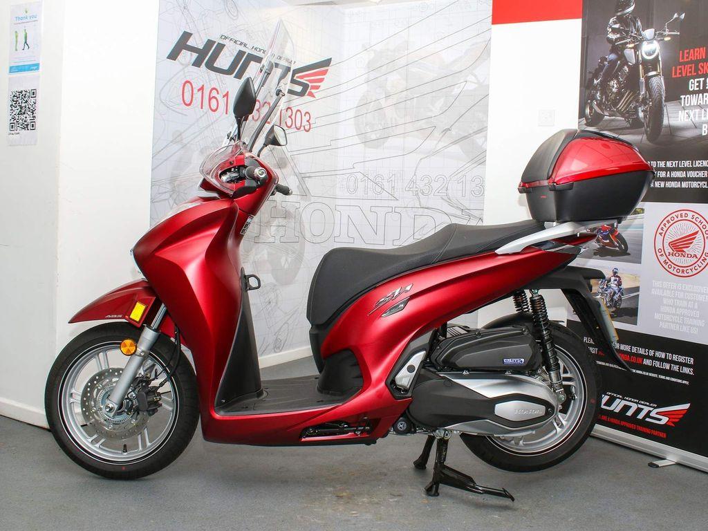 Honda SH350 Scooter 330 350i