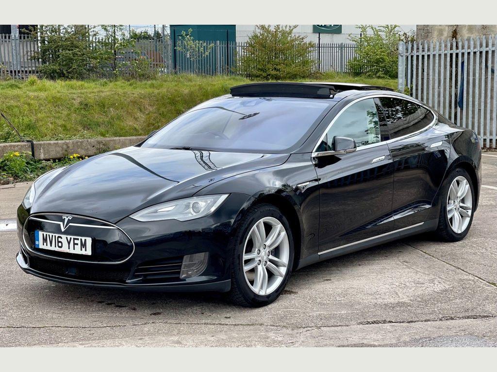 Tesla Model S Hatchback E 85 CVT 5dr