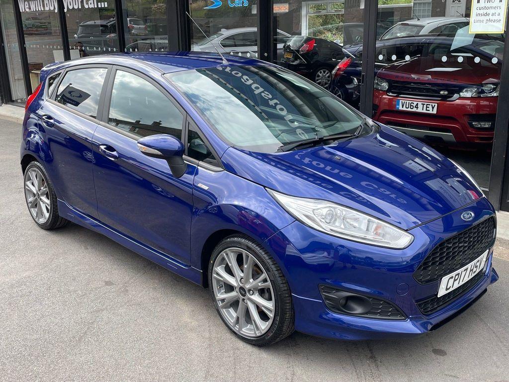 Ford Fiesta Hatchback 1.0 T EcoBoost ST-Line (s/s) 5dr