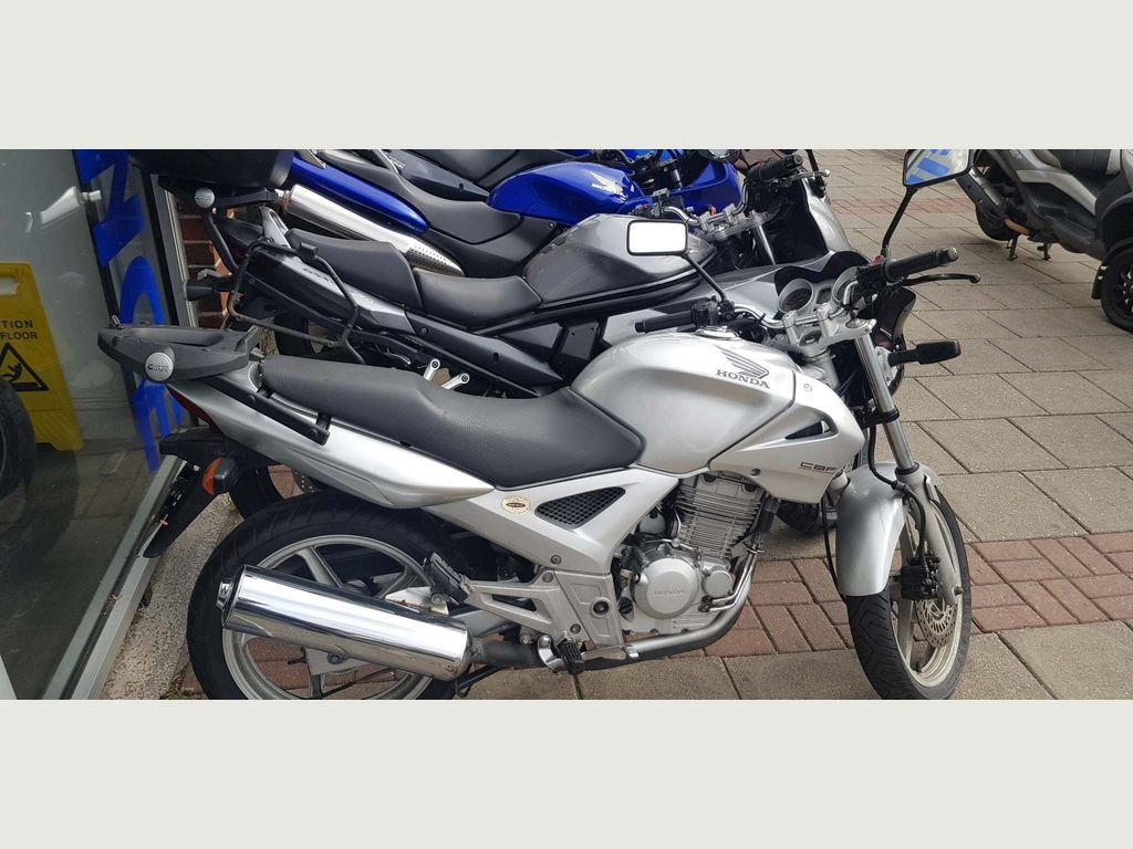 Honda CBF250 Naked 250