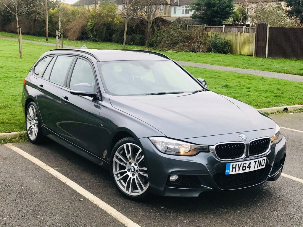 BMW 3 Series Estate 2.0 320i M Sport Touring xDrive (s/s) 5dr