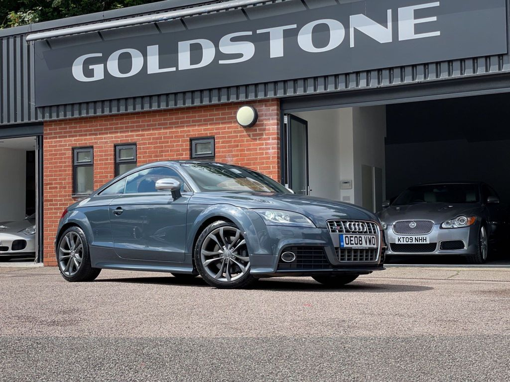 Audi TTS Coupe 2.0 TFSI quattro 3dr