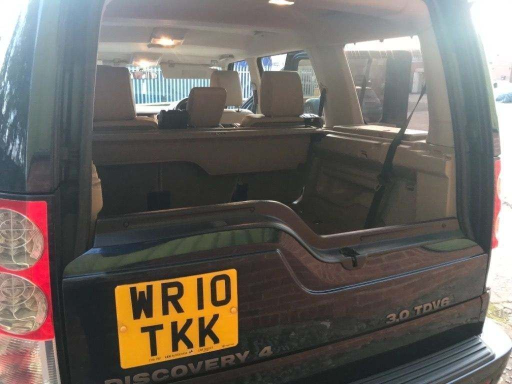 Used Land Rover Discovery 4 Suv 3 0 Sd V6 Gs 4x4 5dr in