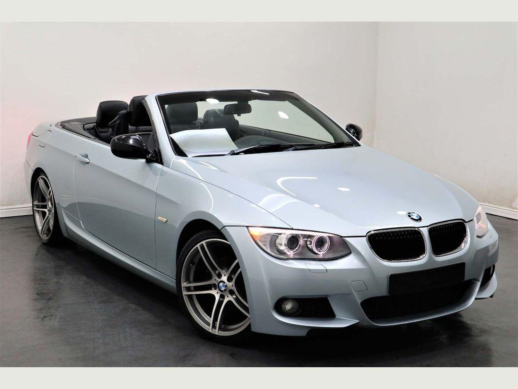 BMW 3 Series Convertible 2.0 320d Sport Plus Edition 2dr