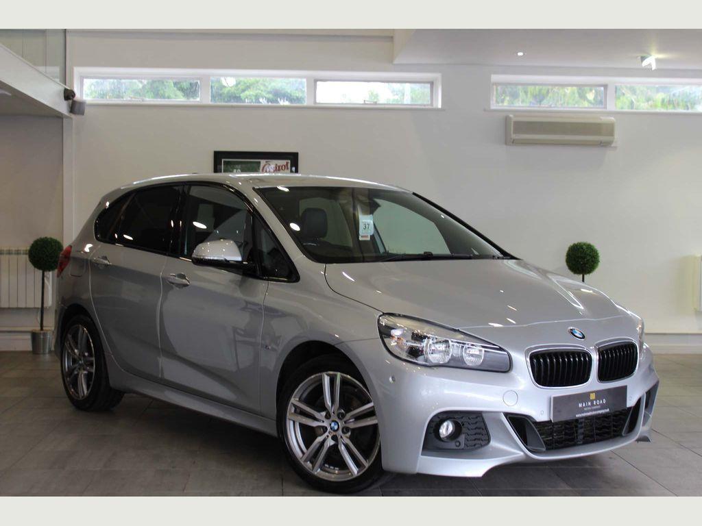 BMW 2 Series Active Tourer MPV 2.0 218d M Sport Active Tourer (s/s) 5dr