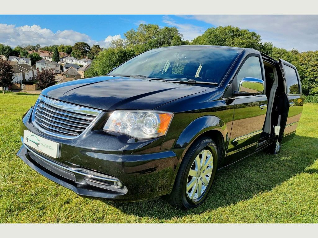 Chrysler Grand Voyager MPV 2.8 CRD Limited Auto 5dr