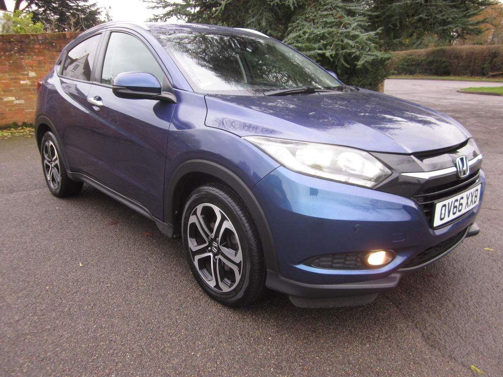 Honda HR-V SUV 1.6 i-DTEC EX (s/s) 5dr