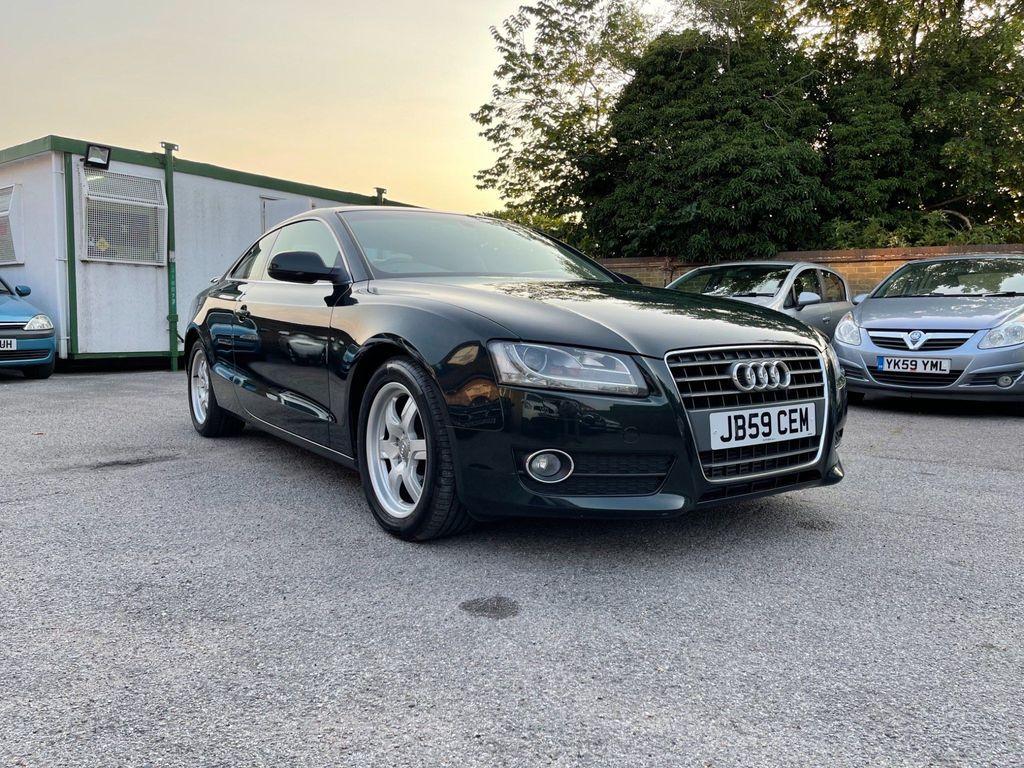 Audi A5 Coupe 2.0 TFSI 2dr