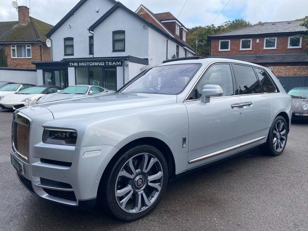 Rolls-Royce Cullinan SUV 6.75 V12 Auto 4WD 5dr