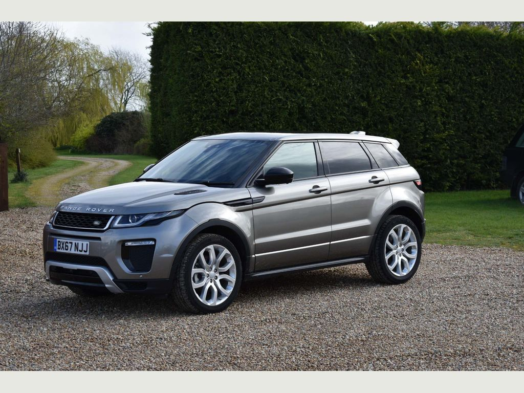 Land Rover Range Rover Evoque SUV 2.0Si4 HSE Dynamic Lux Auto