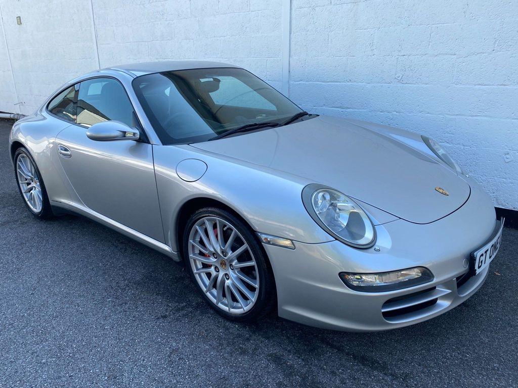 Porsche 911 Coupe 3.8 997 Carrera 4S Tiptronic S AWD 2dr