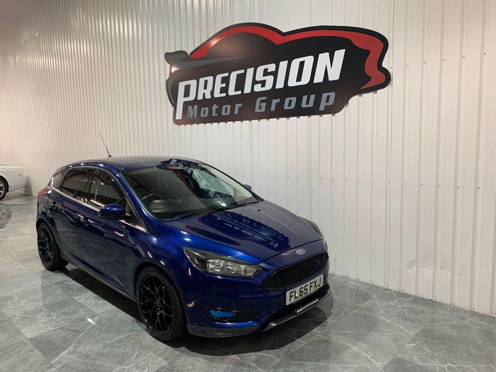 Ford Focus Hatchback 1.5 TDCi Titanium (s/s) 5dr