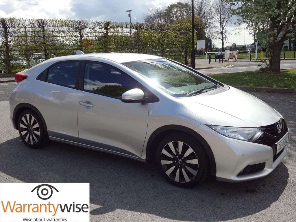 Honda Civic Hatchback 1.8 i-VTEC SE Plus 5dr (DAB/Premium Audio)