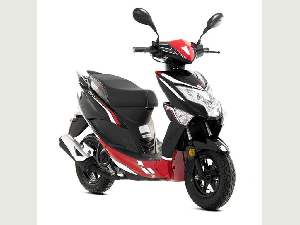 Lexmoto Echo Moped 50 Moped