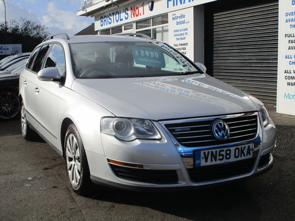 Volkswagen Passat Estate 1.9 TDI BlueMotion Tech DPF 5dr