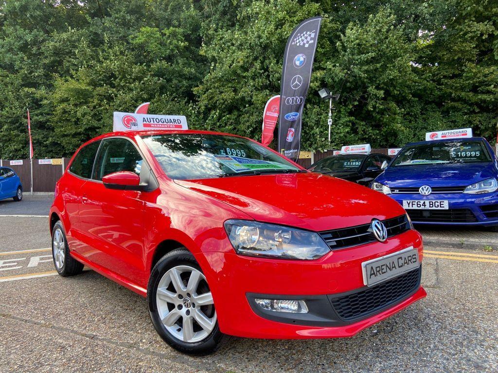 Volkswagen Polo Hatchback 1.4 Match Edition 3dr