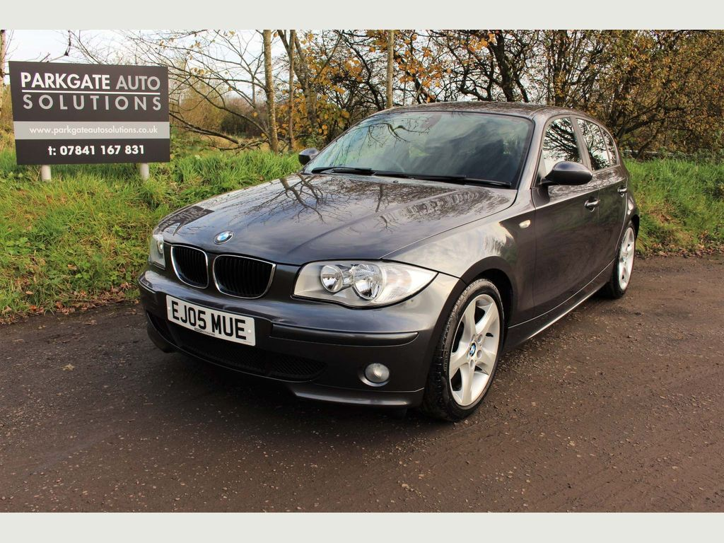 BMW 1 Series Hatchback 2.0 118i Sport Auto 5dr