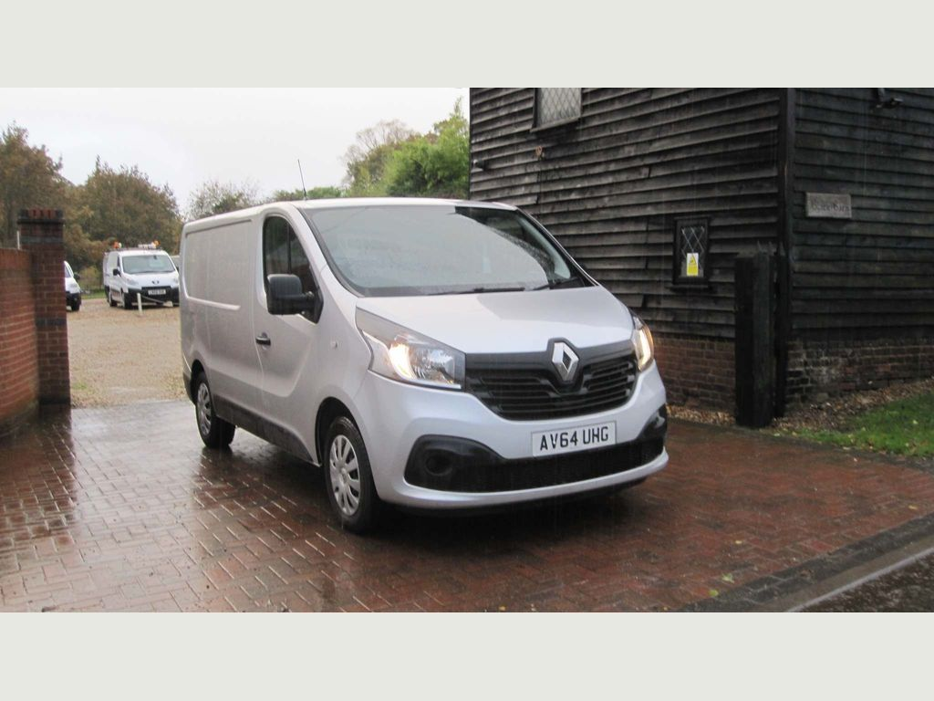 Renault Trafic Panel Van 1.6 dCi ENERGY 27 Business+ 5dr