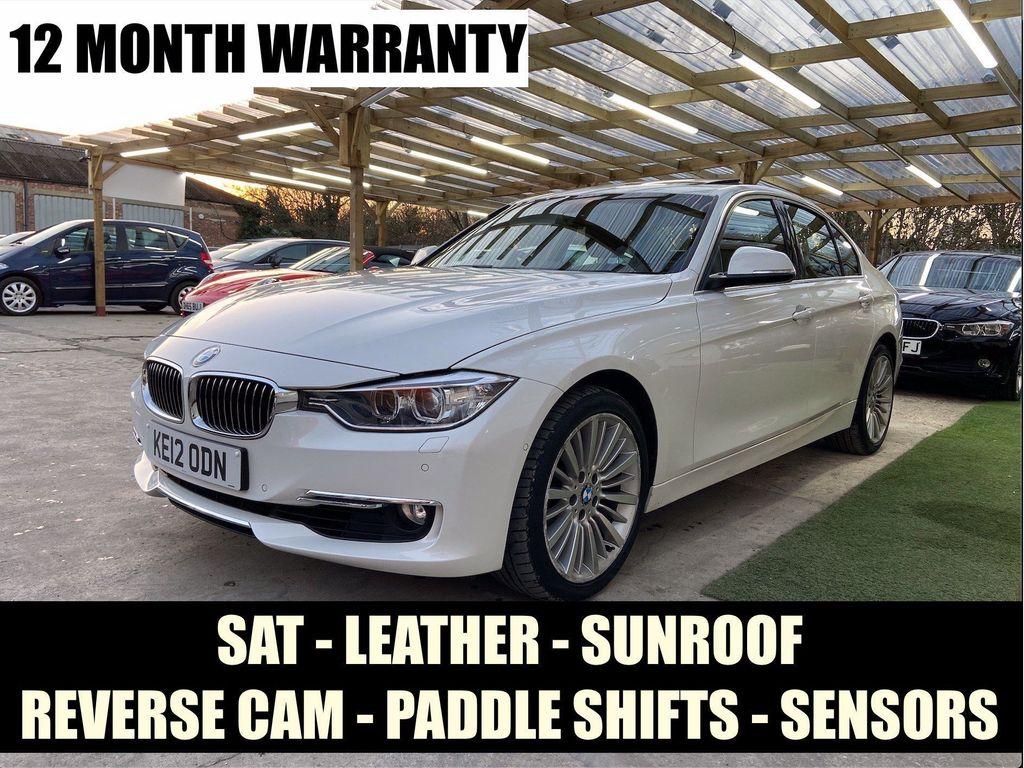 BMW 3 Series Saloon 2.0 320i Luxury 4dr