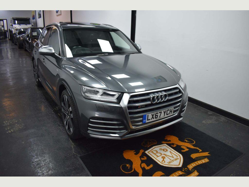 Audi SQ5 SUV 3.0 TFSI V6 Tiptronic quattro (s/s) 5dr