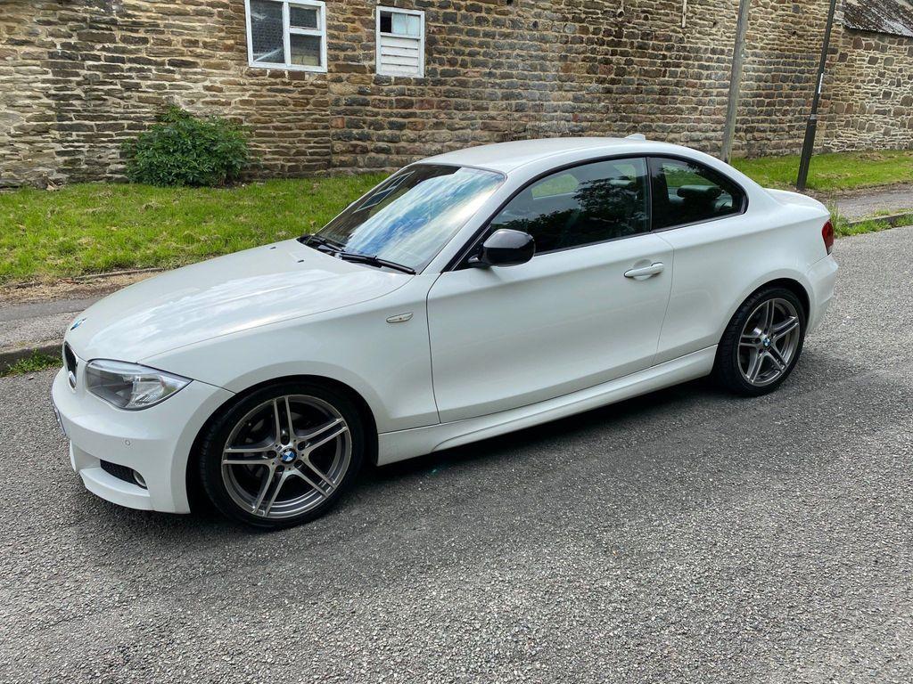 BMW 1 Series Coupe 2.0 118d Sport Plus 2dr